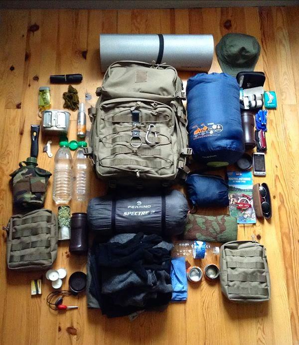 Quel kit de survie emmener en forêt ?