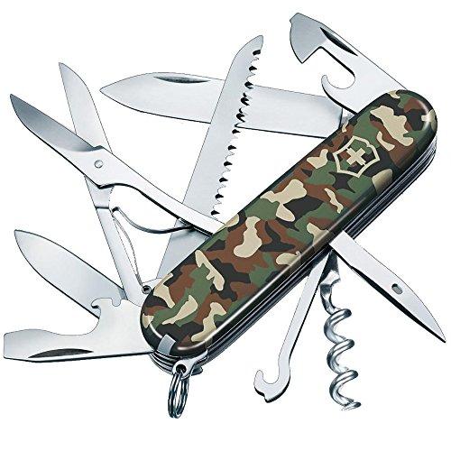 Nous avons testé le Victorinox Camouflage