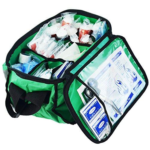 Revue du Jfa sac à kit de premiers secours