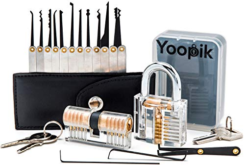 Revue du Kit De LockPicking