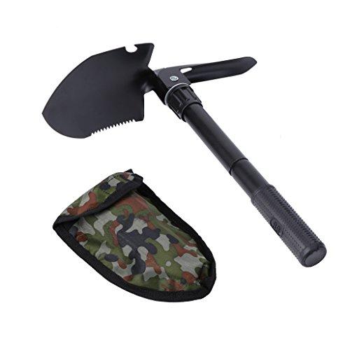 user Pelle Pliante Multifonction Militaire pour Camping, randonnée, Survie